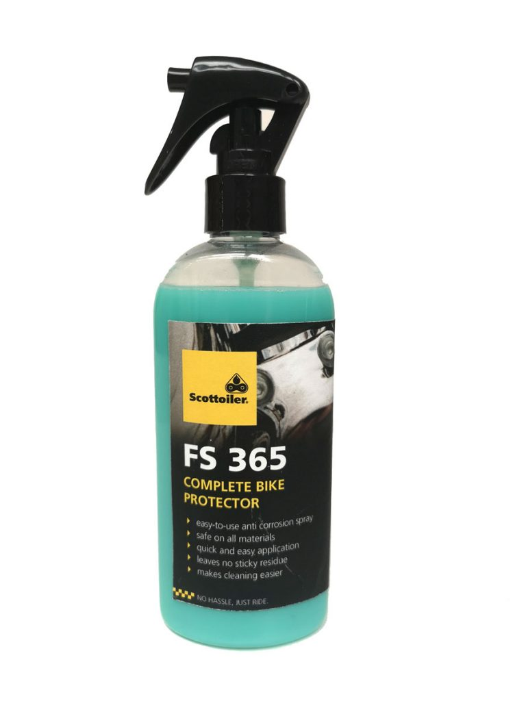 FS 365 Compact Complete Bike Protector