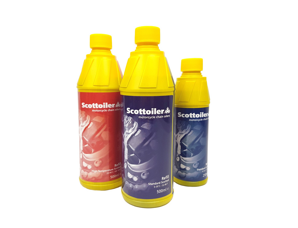 Scottoiler Scottoil Lubricants