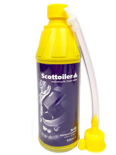 Scottoil Standard Blue 500ml