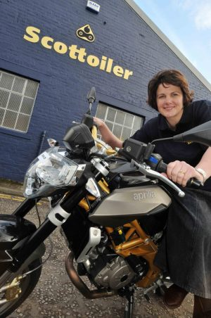 Scottoiler Fiona Scott Thomson Managing Director