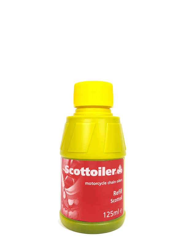 Scottoil High Temp Red 125ml