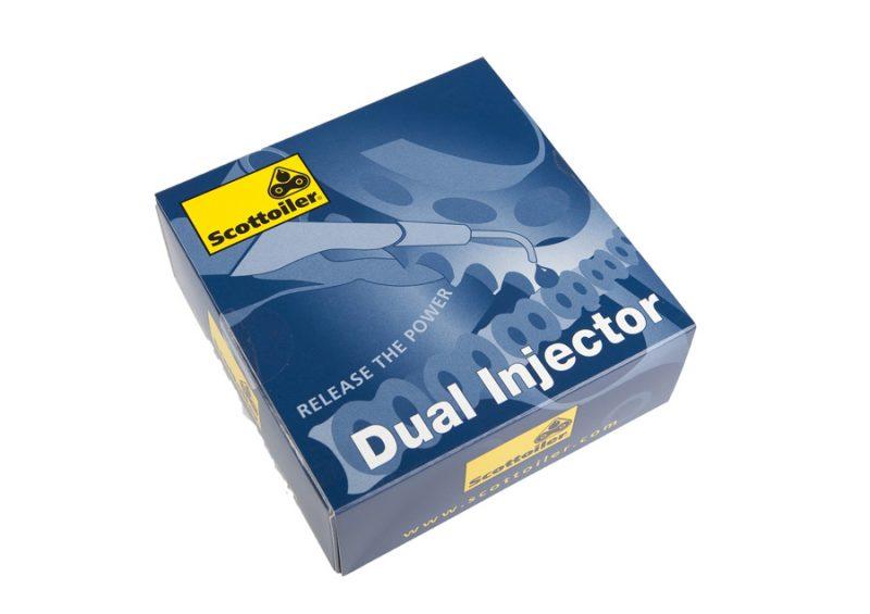 Scottoiler Dual Injector