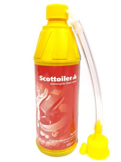Scottoil High Temp Red 500ml