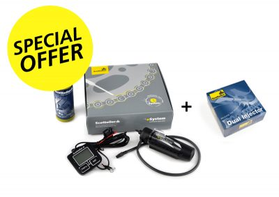 eSystem Special Offer Free Dual Injector