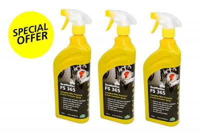 FS 365 Complete Bike Protector - 1L 3 for 2 special offer